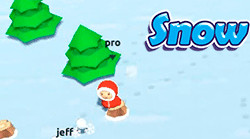 snowfight.io  how to play